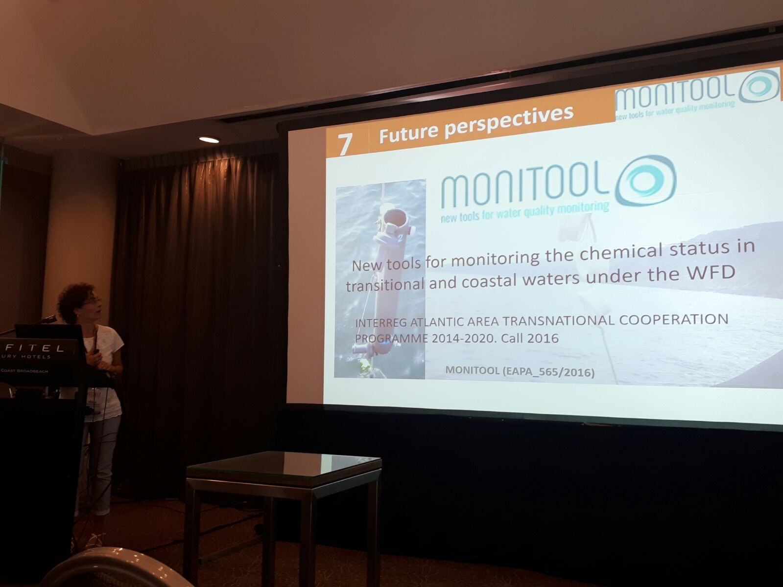 Monitool in DGT Conference 2017 1