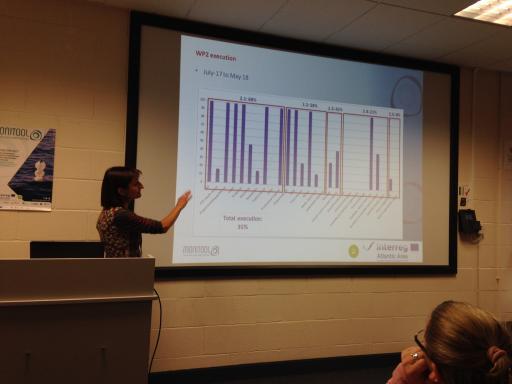 Marta Rodrigo (ITC) WP2 presentation