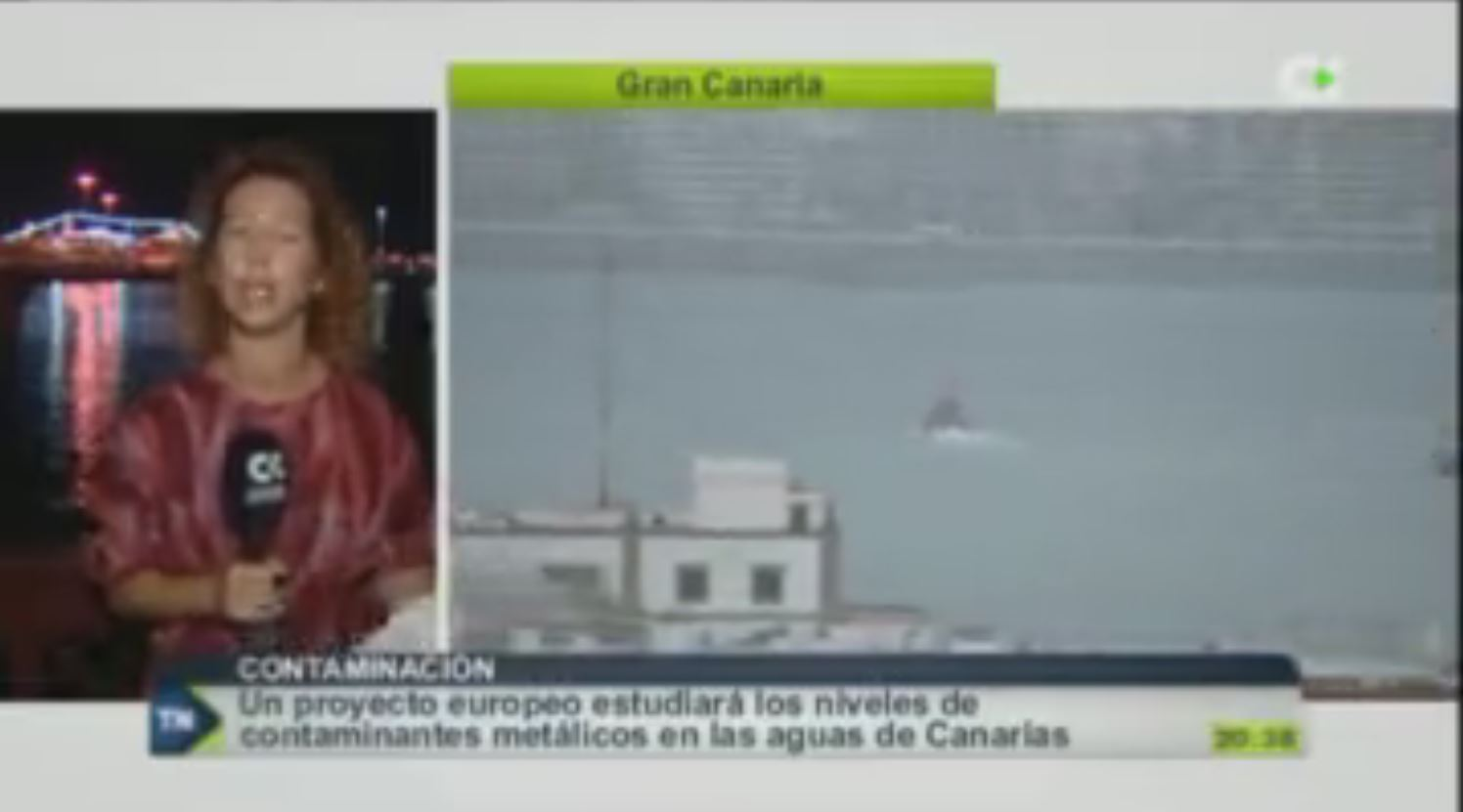 MONITOOL project on the Canarian Television